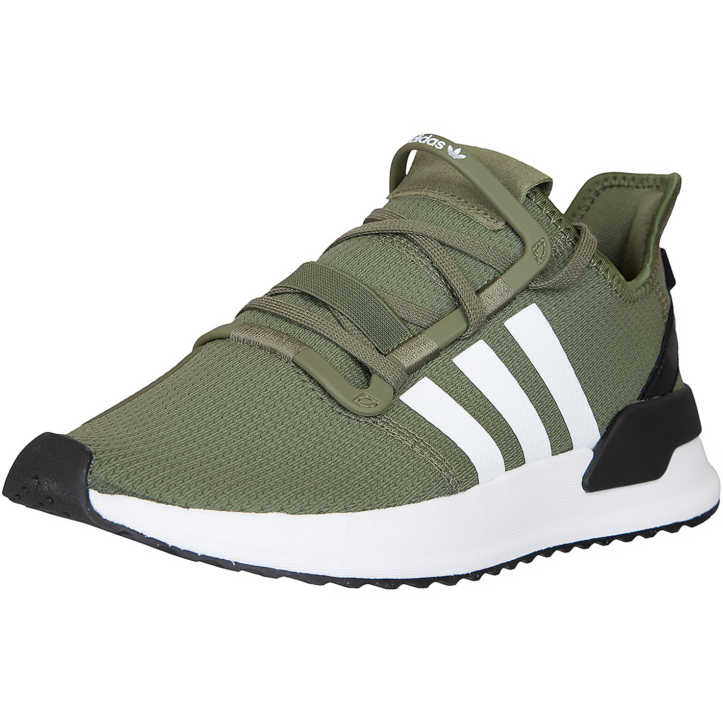 superstición Más Hasta  ☆ Adidas Originals Sneaker U_Path Run khaki/weiß - hier bestellen!