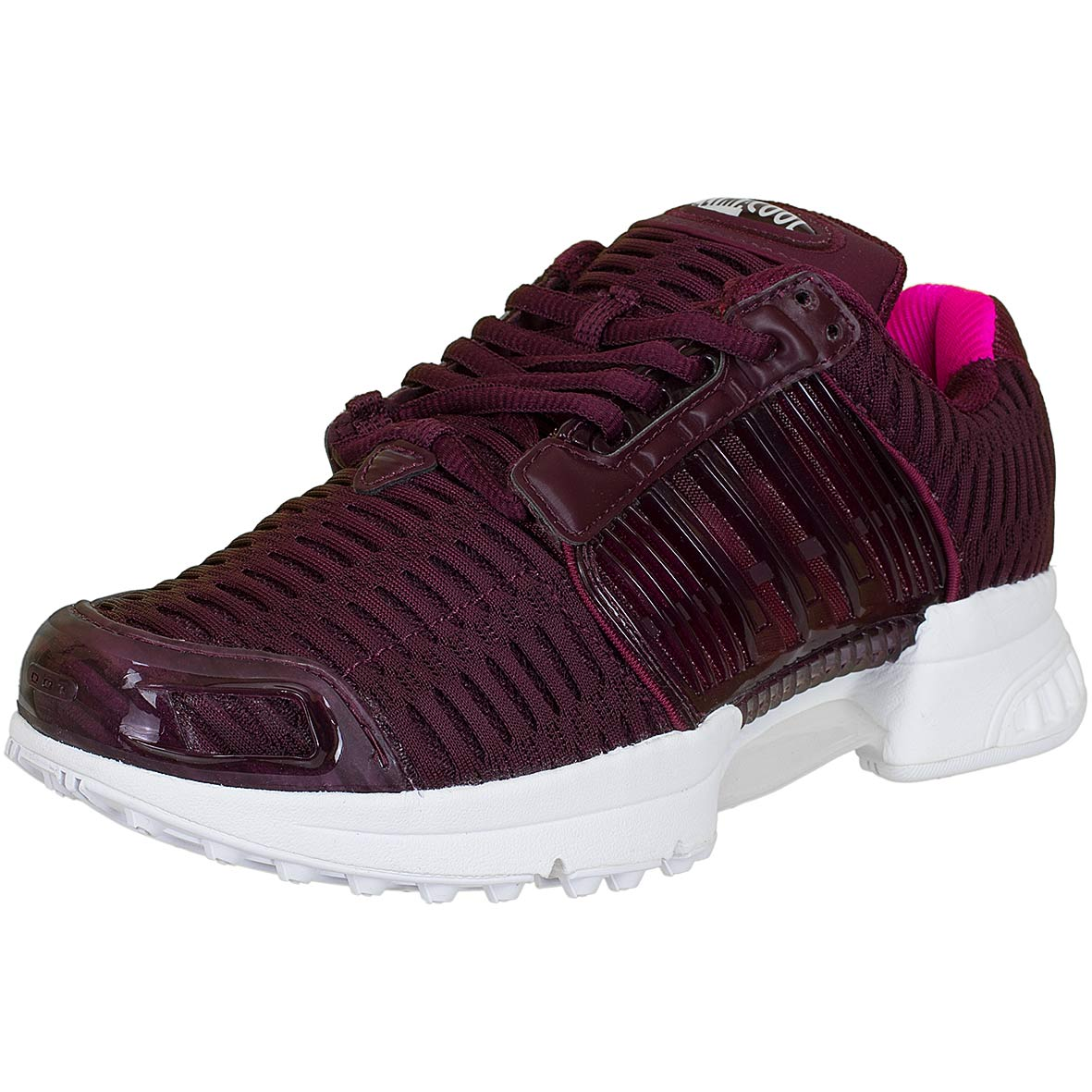 competitive price 6a167 a57f4 adidas Clima Cool 1 W Maroon Maroon Pink 40