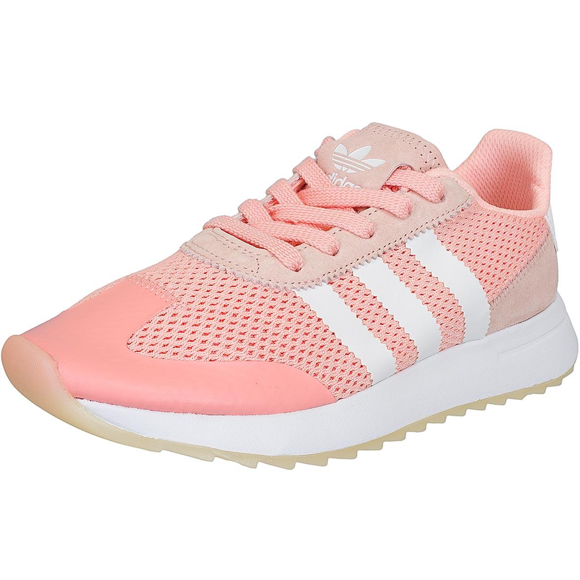 Adidas Originals Damen Sneaker Flashback pinkpink