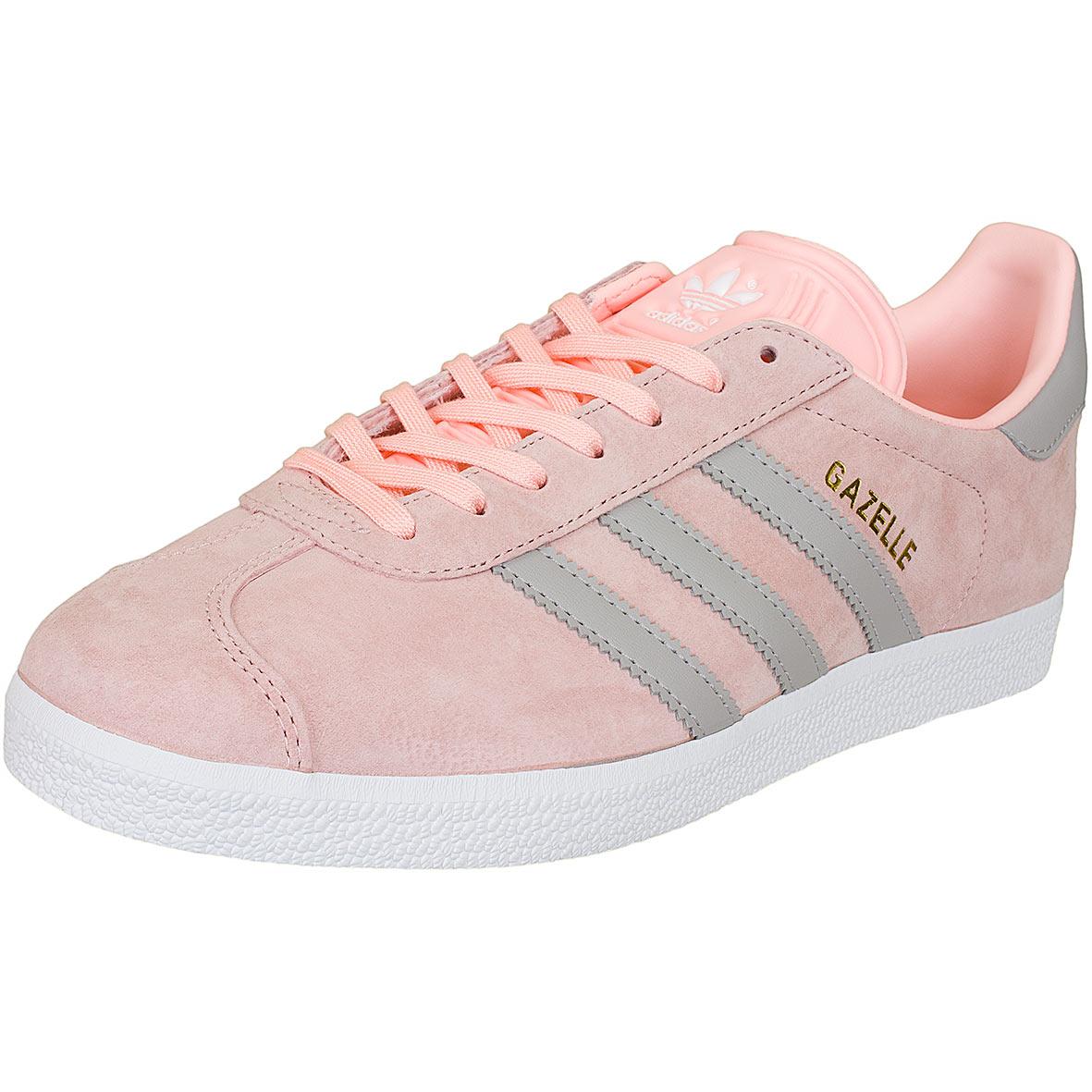 adidas gazelle grau rosa