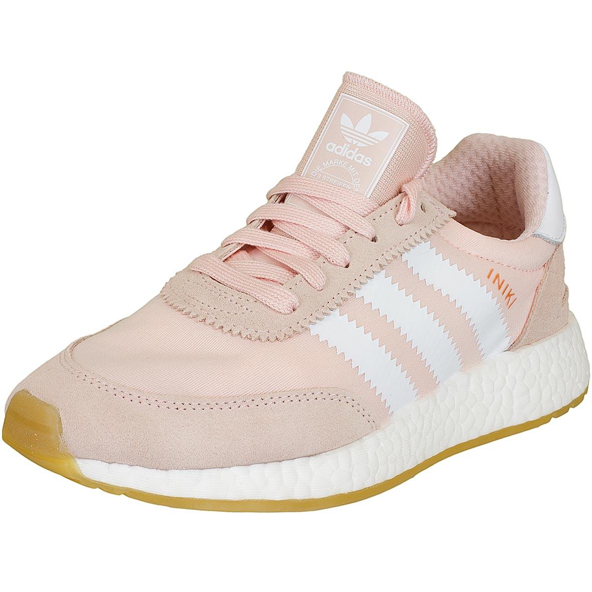 ☆ Adidas Originals Damen Sneaker Iniki Runner pinkweiß