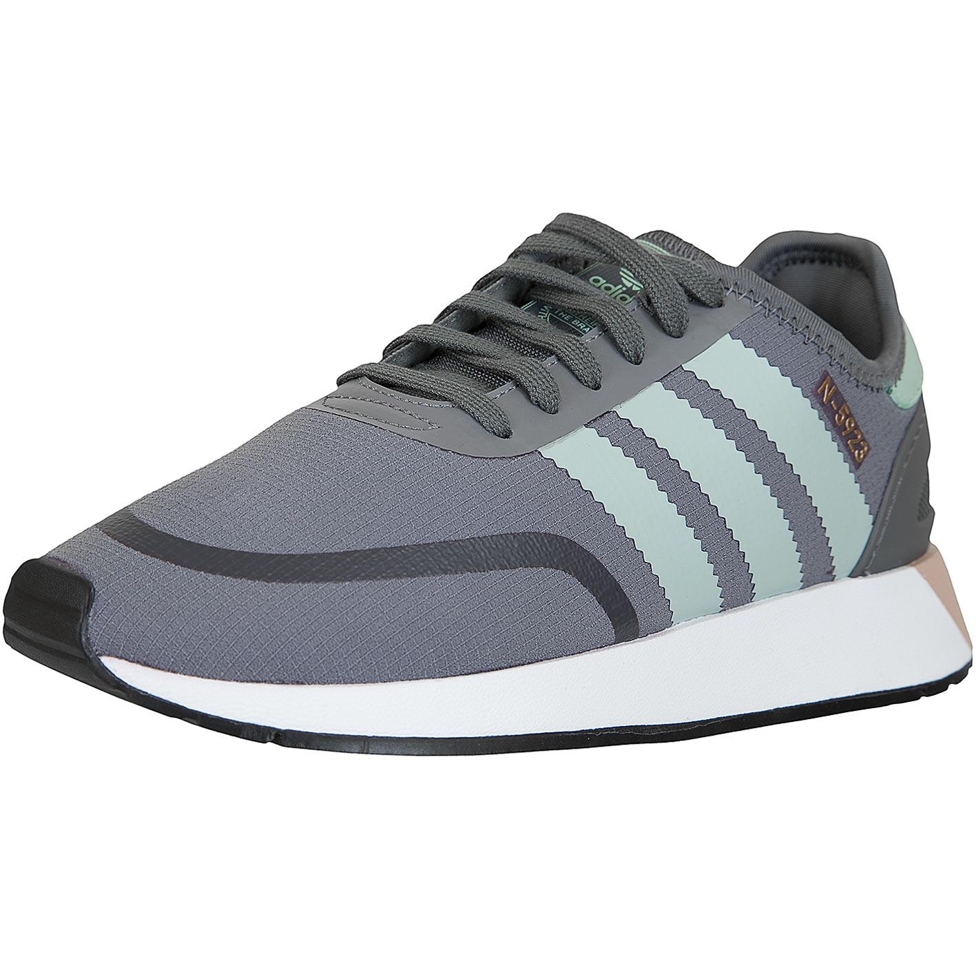 ☆ Adidas Originals Damen Sneaker N-5923 grau/grün - hier bestellen!