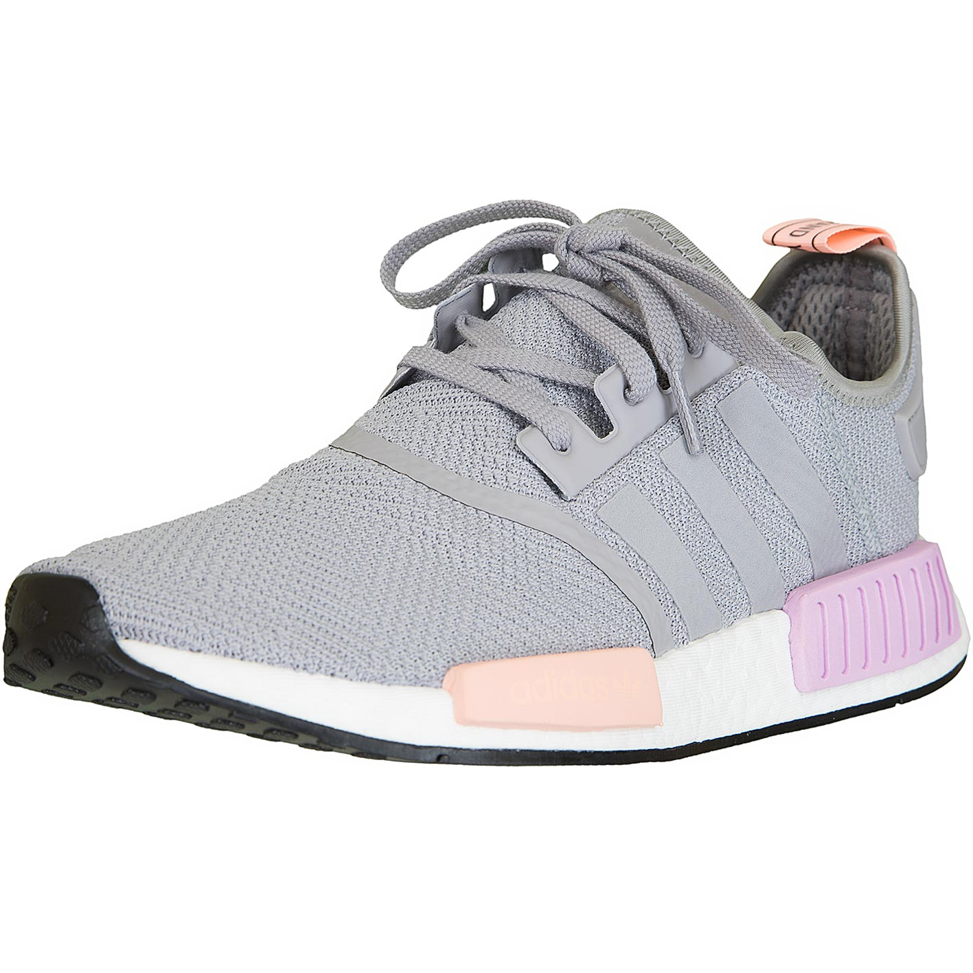 heiß adidas Originals NMD R1 W Boost Gr. 44 Light Granite