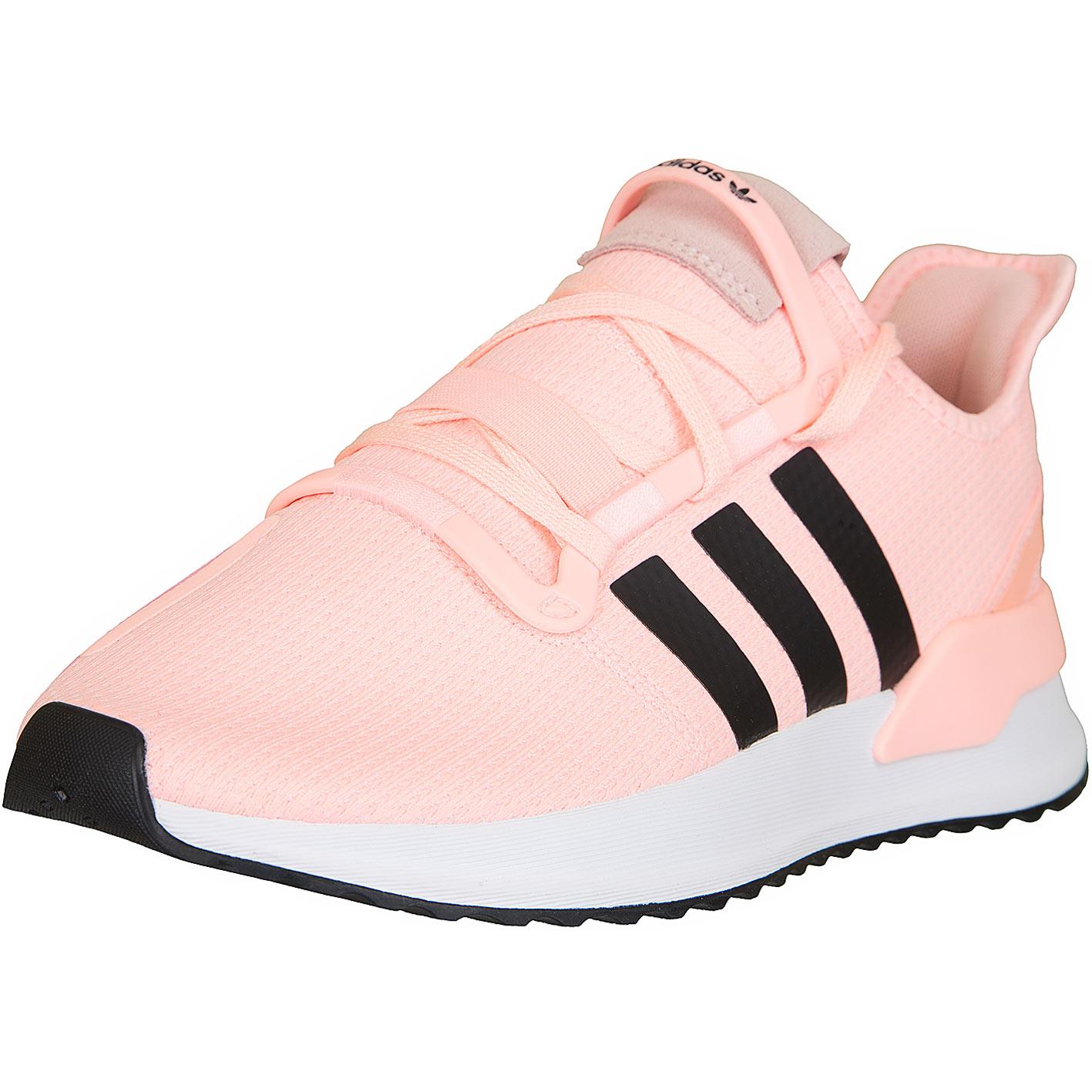 ☆ Adidas Originals Damen Sneaker U_Path Run rosa/schwarz ...