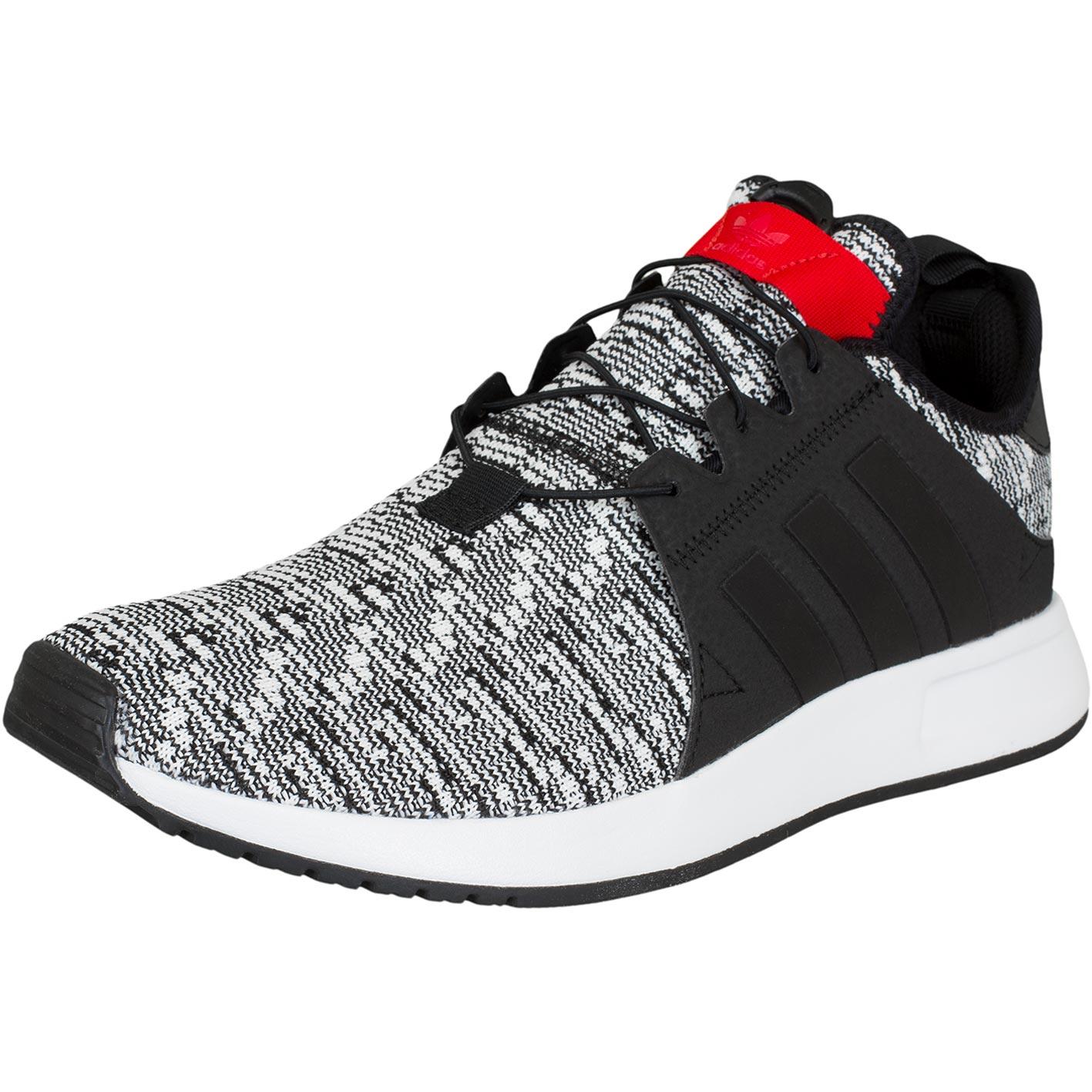 62fcbb5360 ☆ Adidas Originals Sneaker X PLR schwarz/schwarz/rot - hier bestellen!