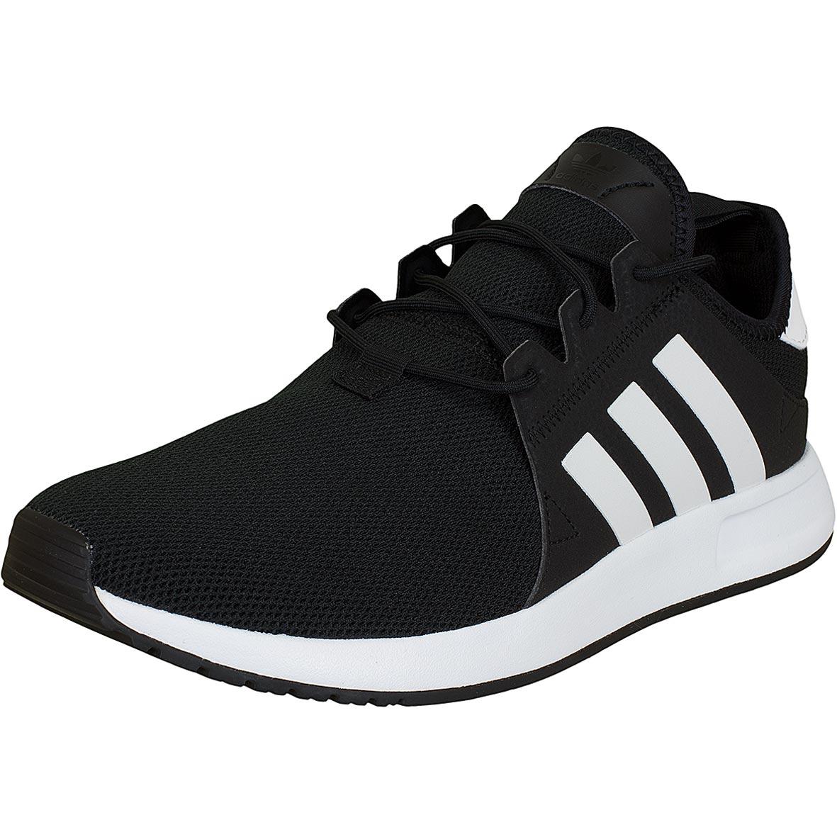 Adidas Originals Sneaker X PLR schwarz/weiß