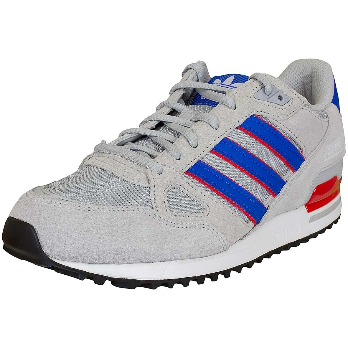 9e40f5e19346d1 ... schuhe 6f3cb 50681 norway adidas originals sneaker zx 750 grau blau  662fc a9935 clearance adidas originals herren ...