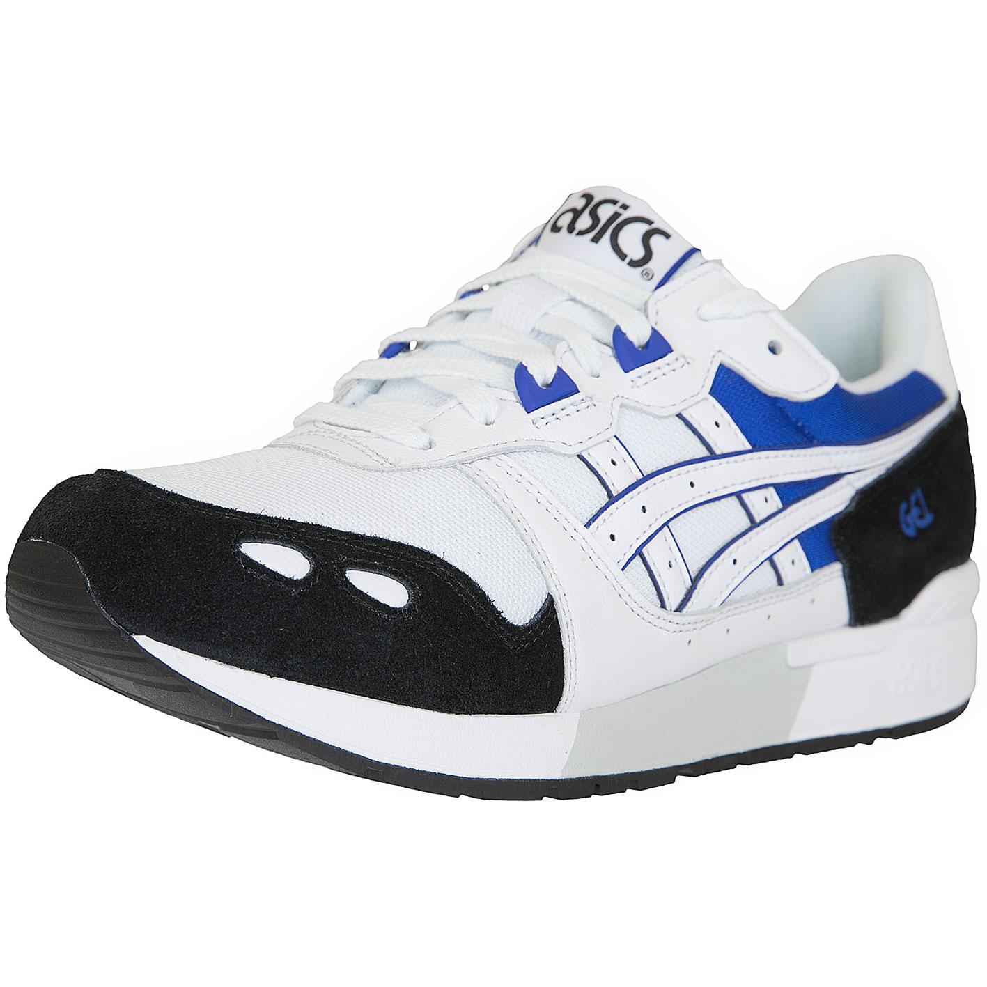 lowest price 89fc2 6b4b2 Asics Sneaker Gel-Lyte weiß/blau