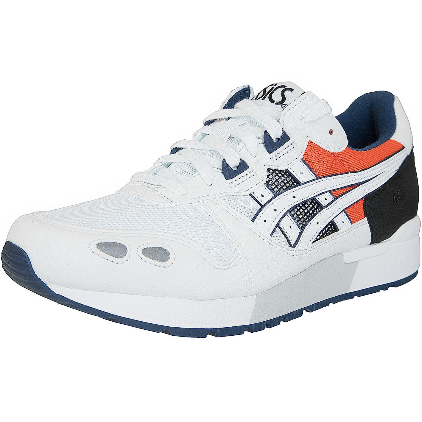 6d7338b33e ☆ Asics Sneaker Gel-Lyte weiß/orange - hier bestellen!