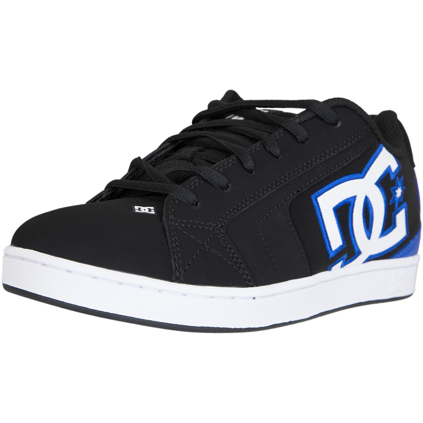 low priced c8c68 fe413 DC Shoes Sneaker Net schwarz/blau