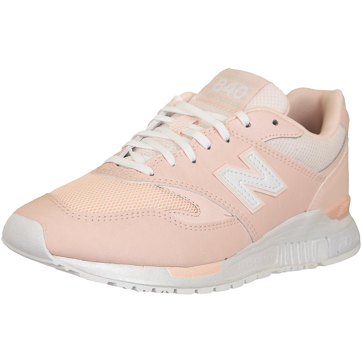 New Balance Damen Sneaker 840 Synthetik/Textil rosa