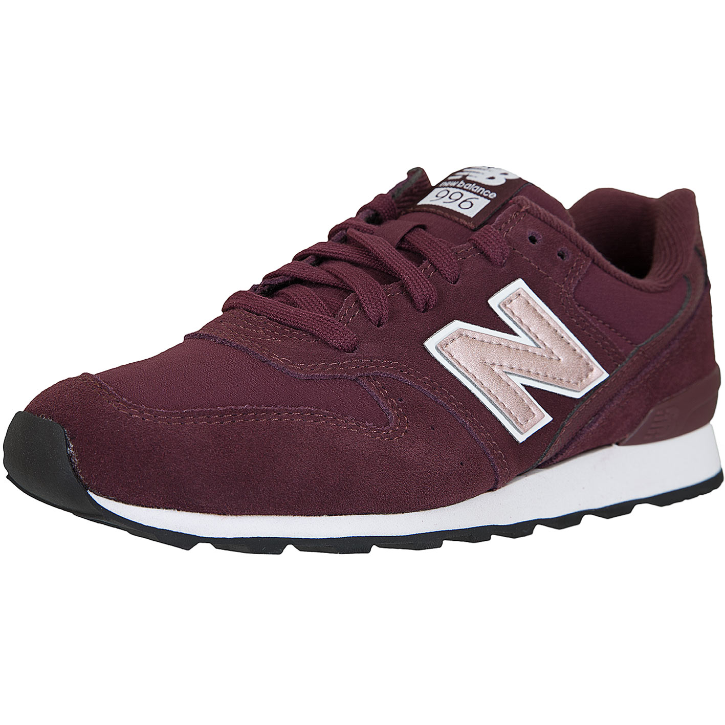 new balance damen grau 996
