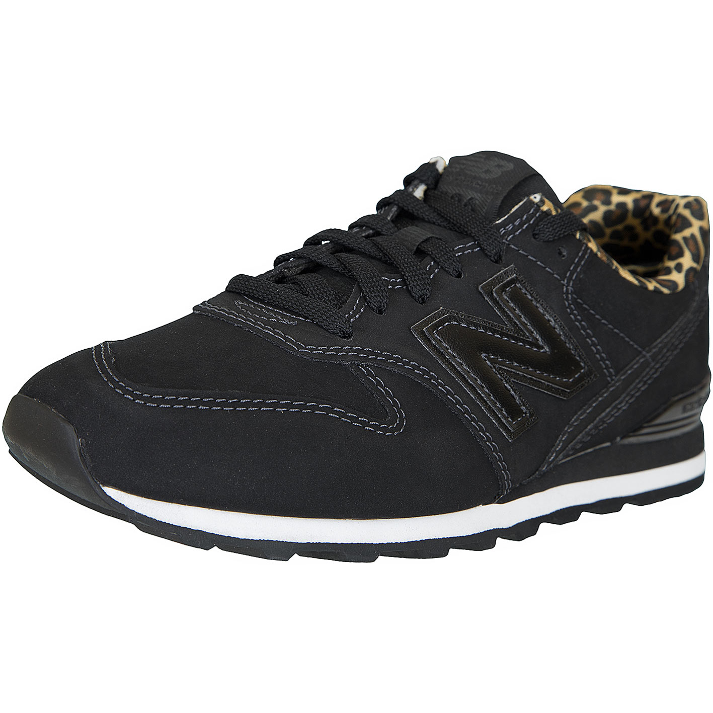New Balance Damen Sneaker 996 schwarz