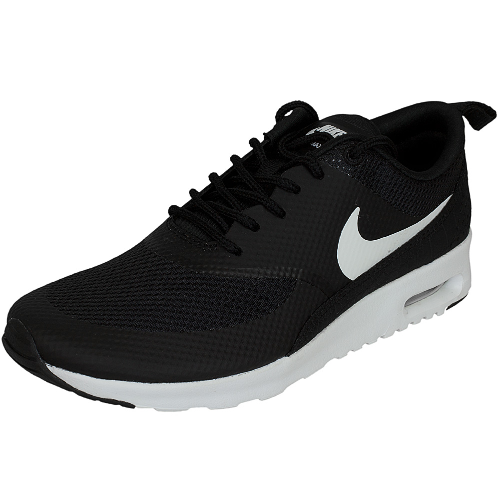 4670efe77a9591 ☆ Nike Damen Sneaker Air Max Thea schwarz weiß - hier bestellen!