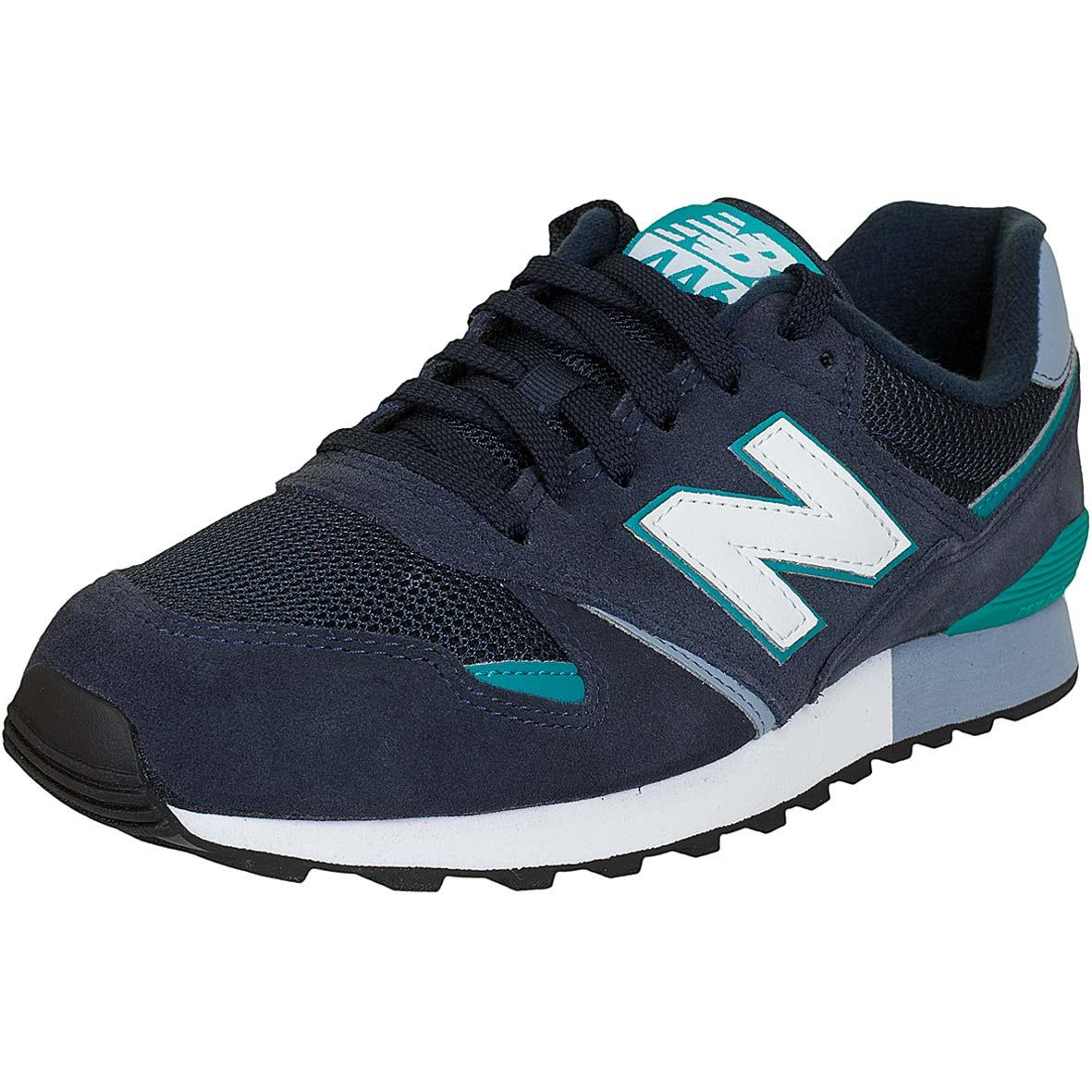 New Balance Sneaker U446 D Dunkelblau/grau