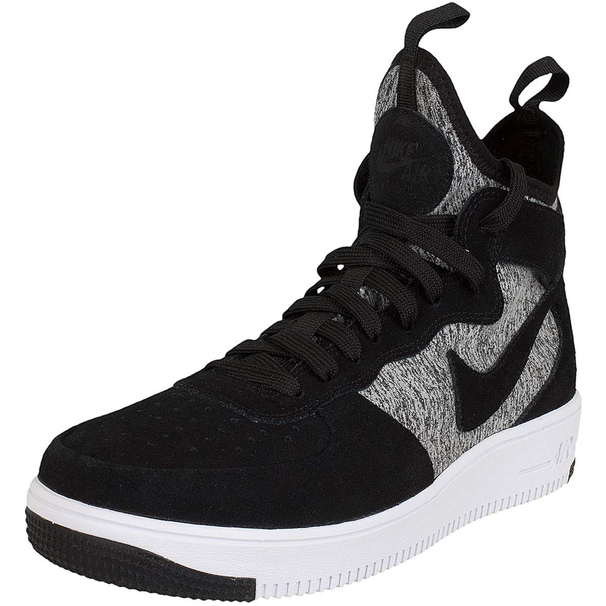 Nike Sneaker Air Force 1 UF Mid Premium schwarzweiß