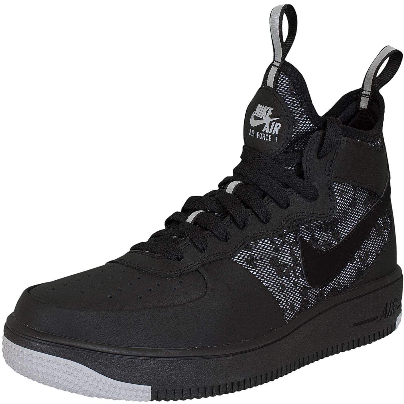 various colors c03be a60d3 ☆ Nike Sneaker Air Force 1 Ultraforce Mid schwarz/schwarz - hier ...