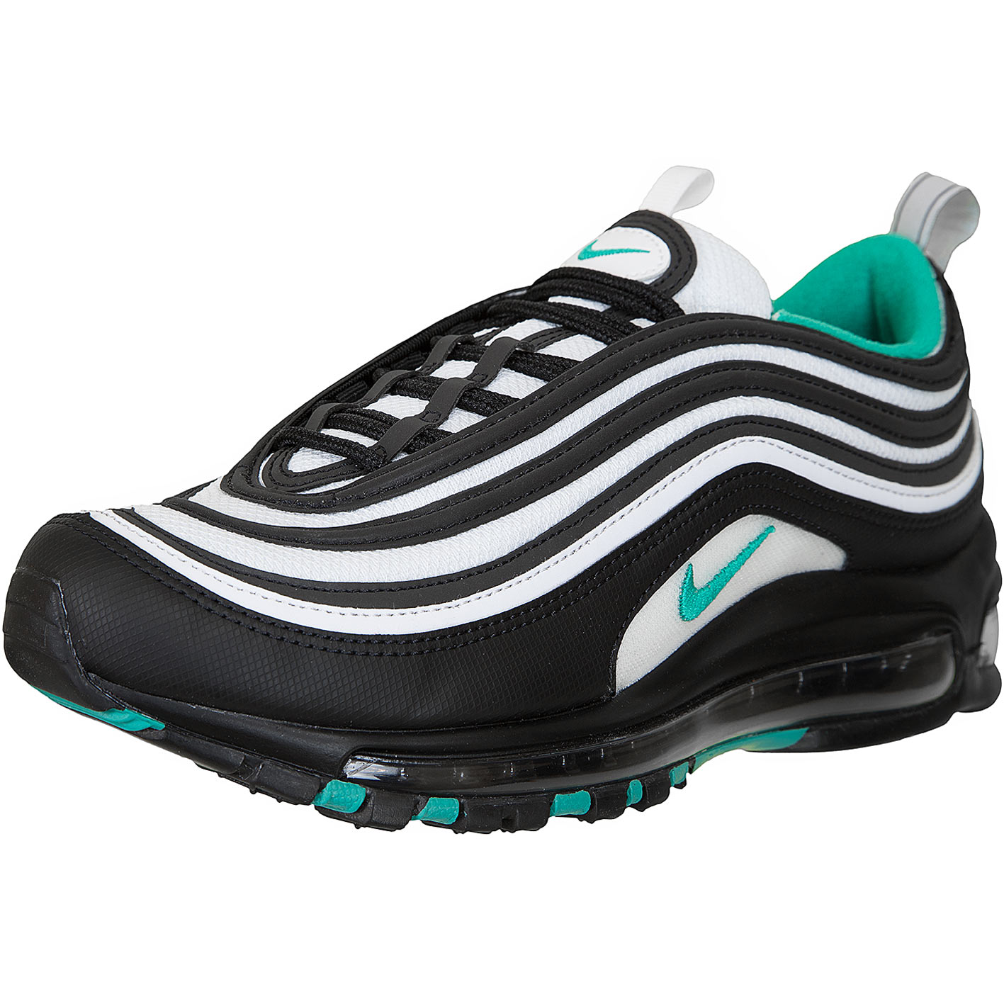 fef76c667e1ba4 ☆ Nike Sneaker Air Max 97 schwarz emerald - hier bestellen!