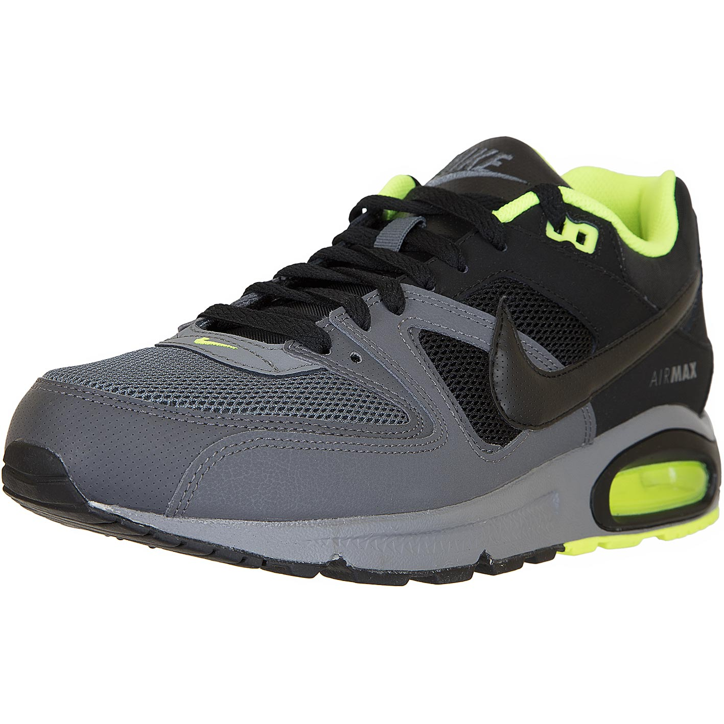 nike boots grau, Nike sneaker air max command schwarz grau