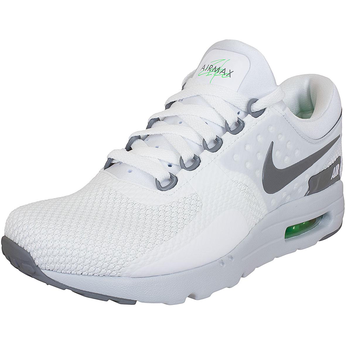 Nike Air Max Zero Essential Sneaker weiß schwarz Sneaker