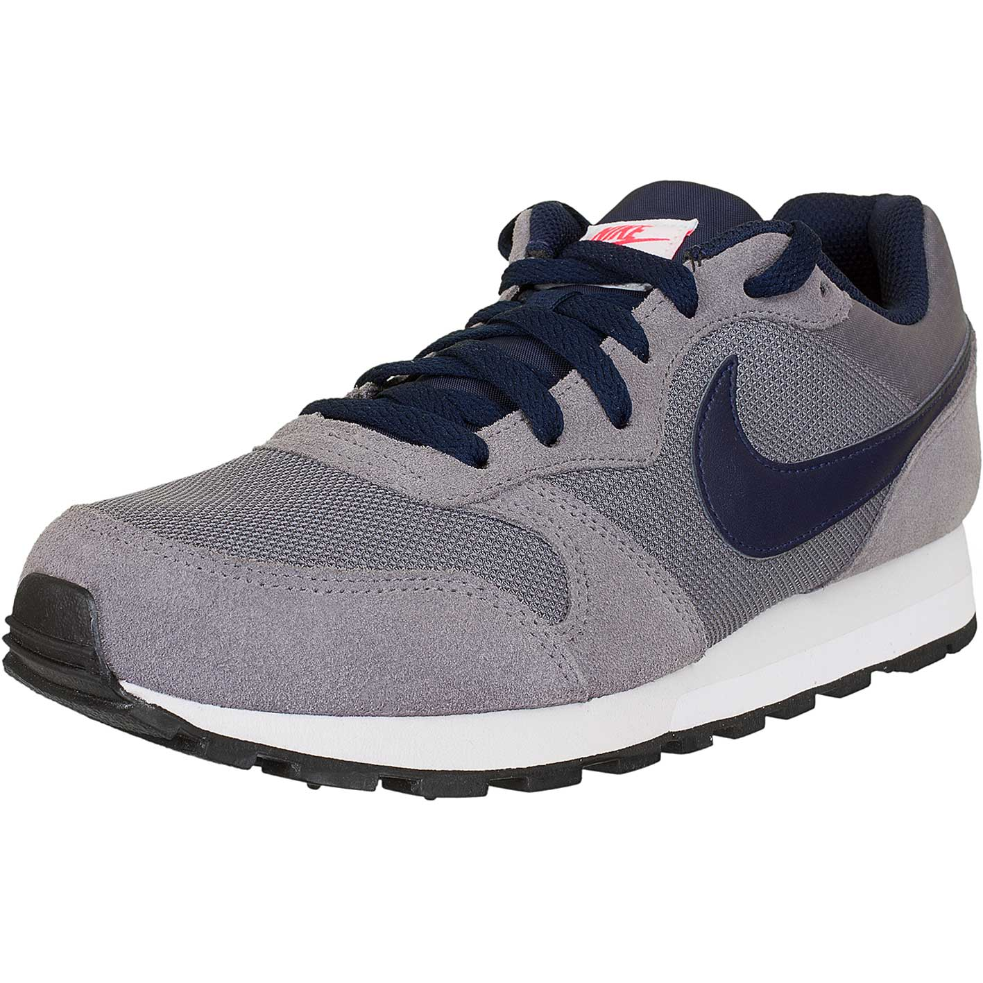 wholesale dealer 20a2f 07cb4 Nike Sneaker MD Runner 2 grau dunkelblau