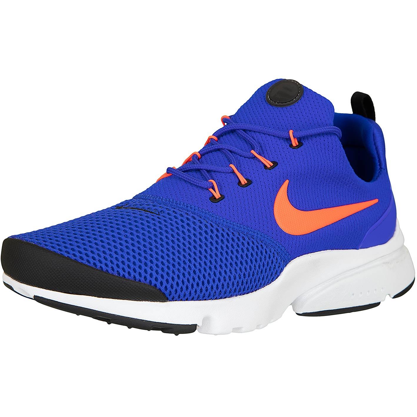 ☆ Nike Sneaker Presto Fly blau/orange - hier bestellen!