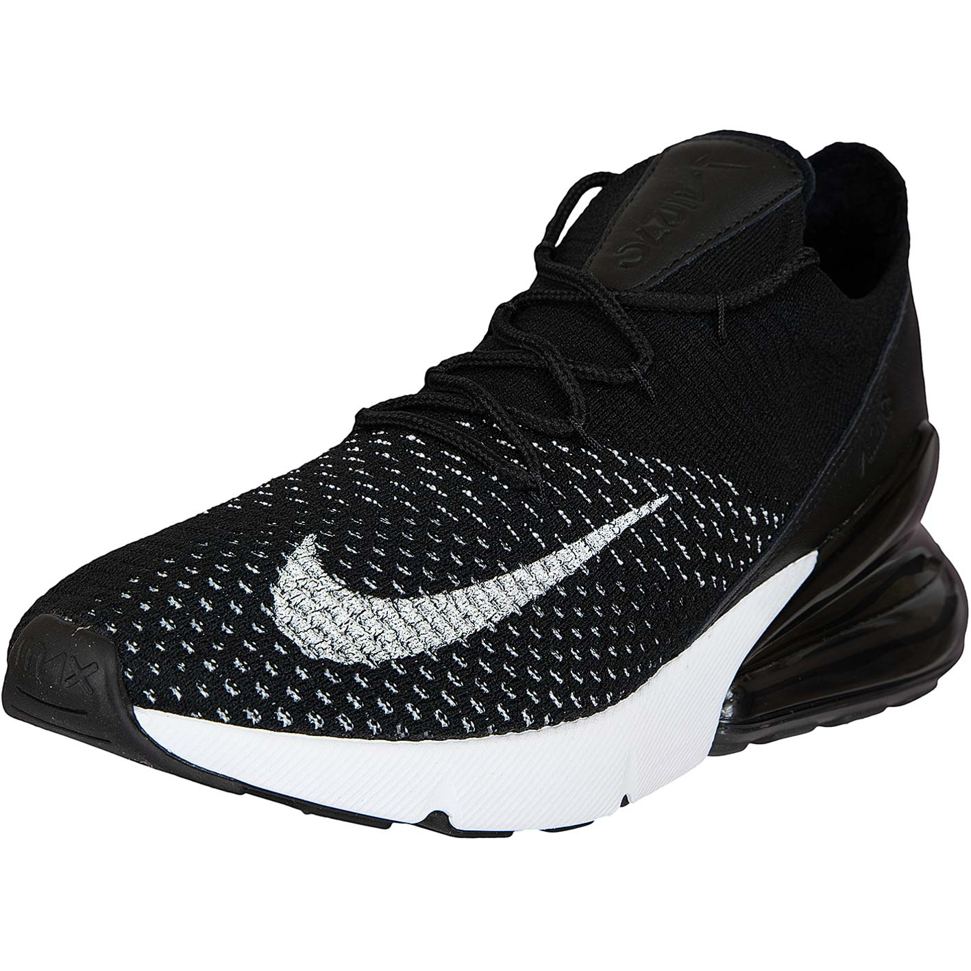 uk availability 8cd19 0aa7b ... where can i buy nike damen sneaker air max 270 flyknit schwarz weiß  98461 b16c3