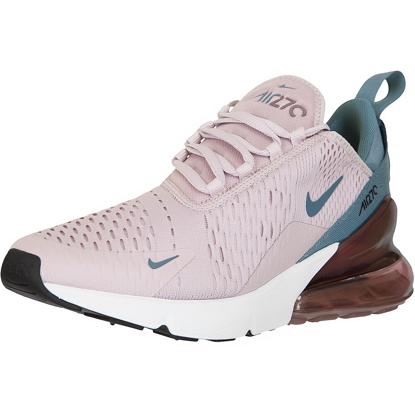 discount sale classic styles outlet for sale ☆ Nike Damen Sneaker Air Max 270 rose/teal - hier bestellen!
