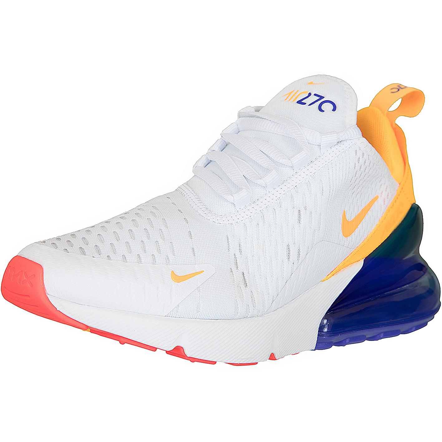 ☆ Nike Damen Sneaker Air Max 270 weißviolett hier bestellen!