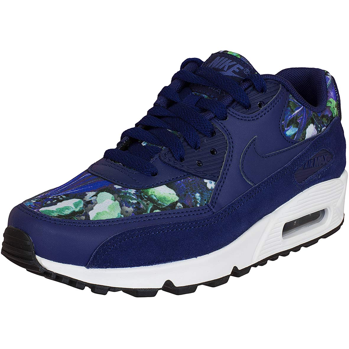 official store new collection fashion style Nike Damen Sneaker Air Max 90 SE blau