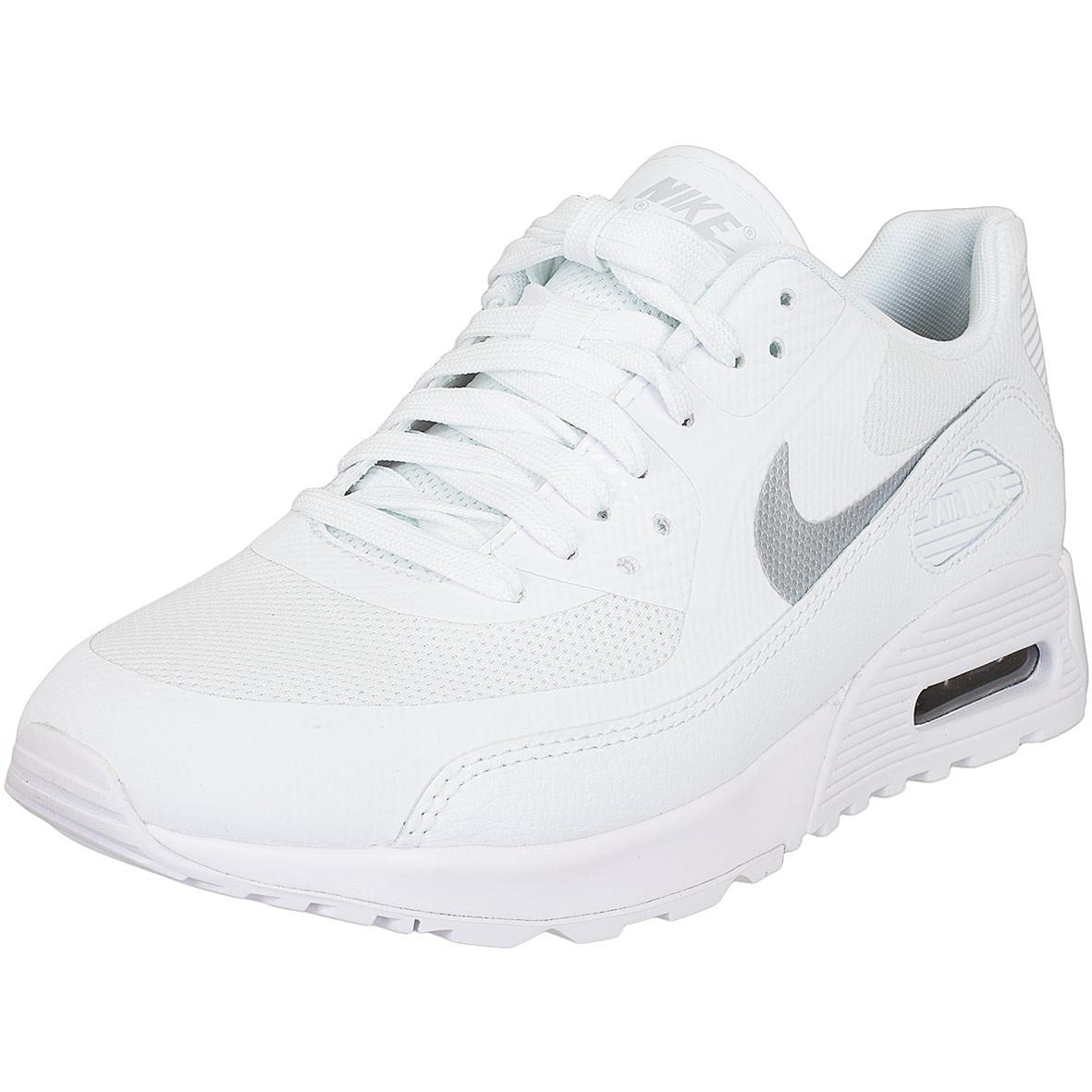 35b4e0894c ☆ Nike Damen Sneaker Air Max 90 Ultra 2.0 weiß/platin - hier bestellen!