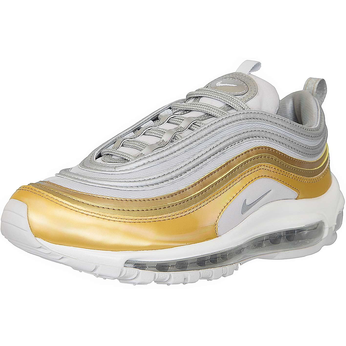 arriving online retailer the best attitude Nike Damen Sneaker Air Max 97 SE grau/silber