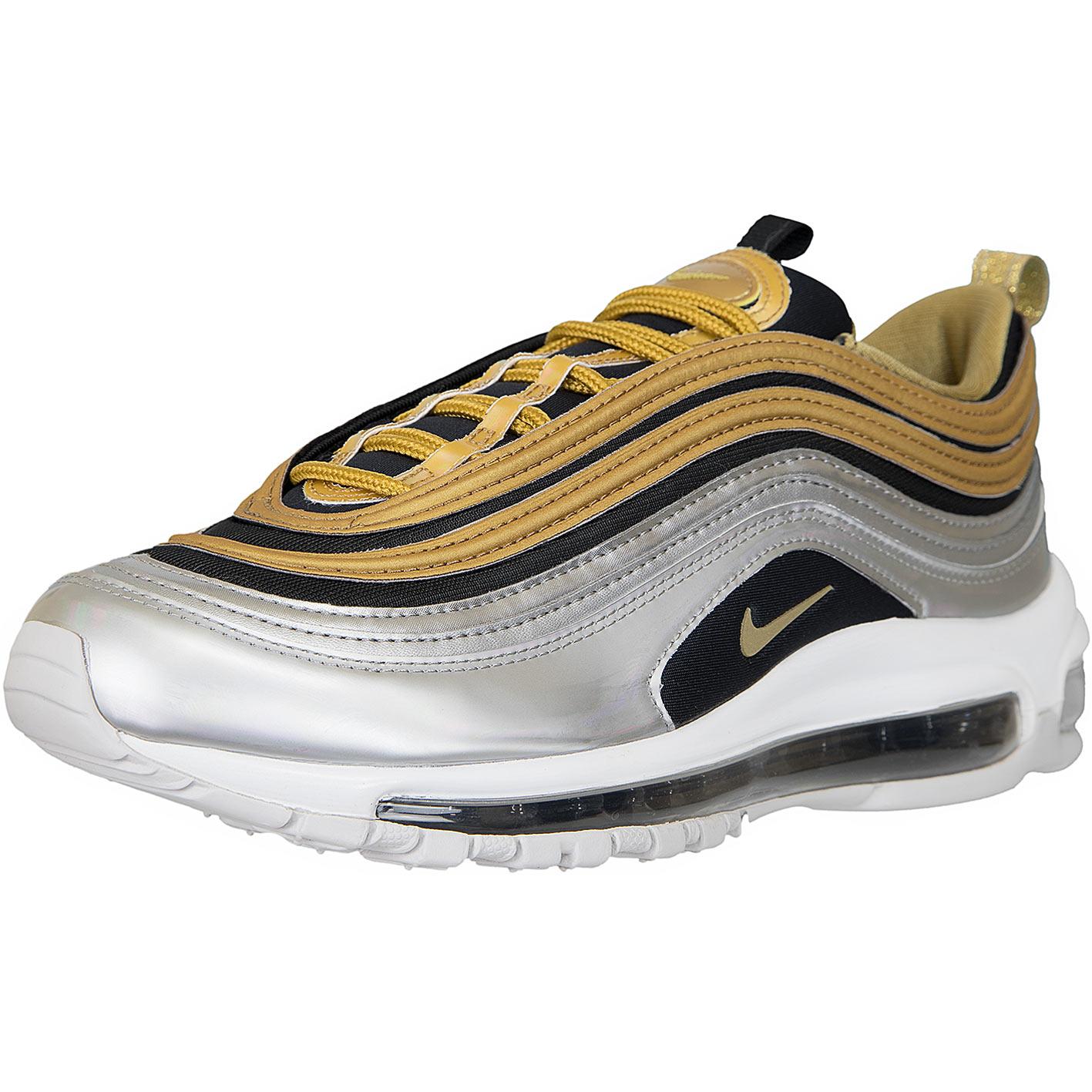 97 Max silbergold Sneaker Air Nike Damen SE Yb6y7fvIgm