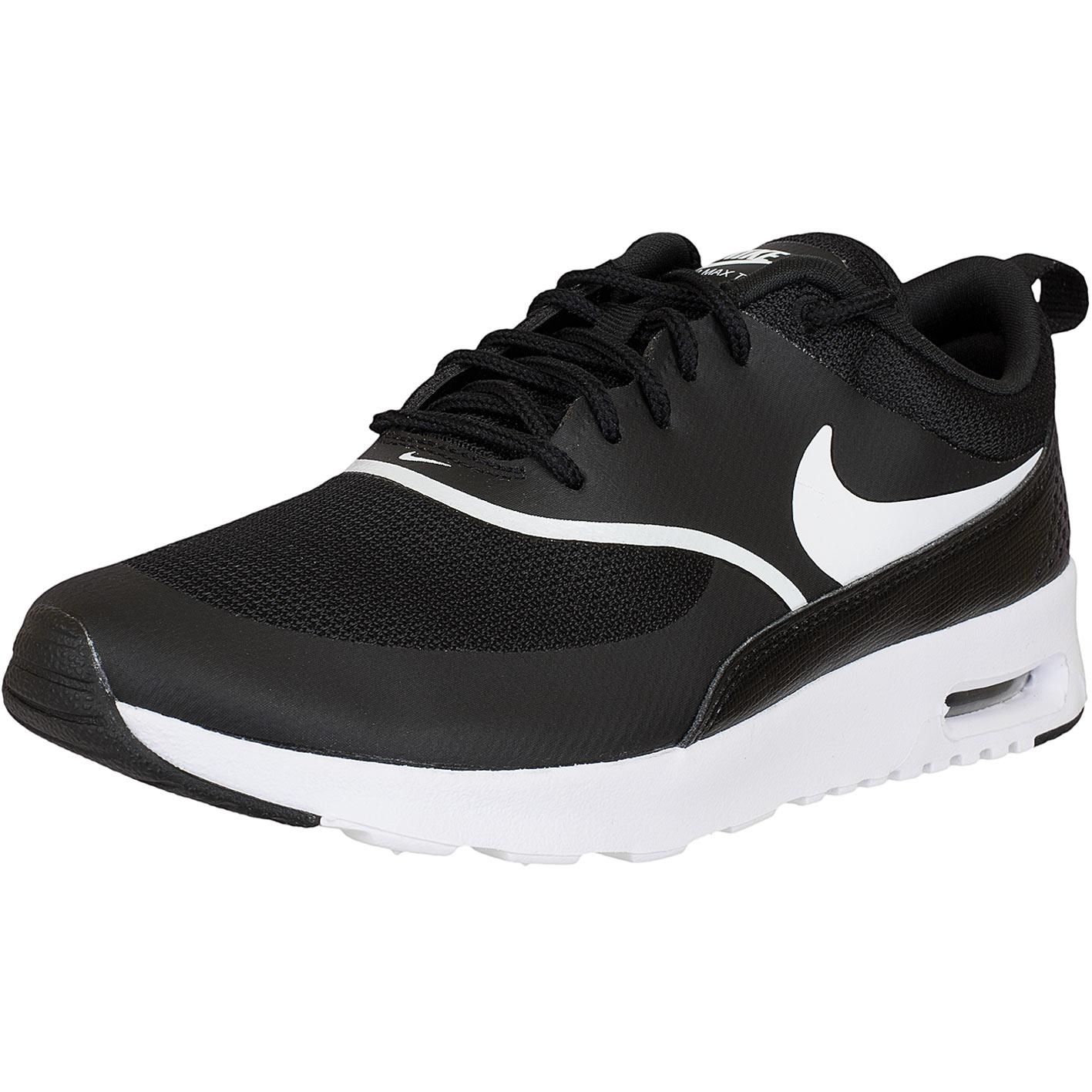 ☆ Nike Damen Sneaker Air Max Thea schwarz/weiß - hier bestellen!