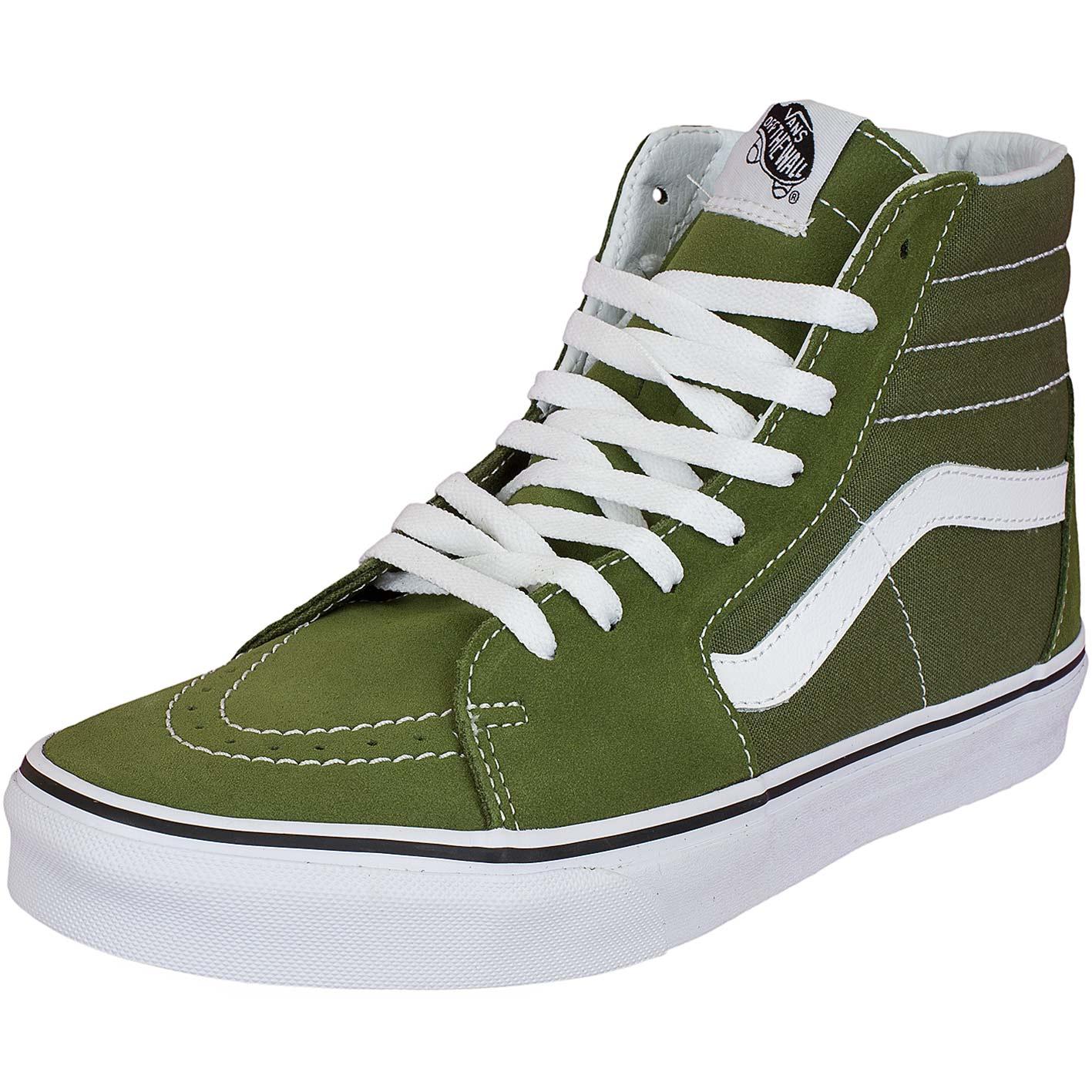 9910616f68 ☆ Vans Sneaker SK8-Hi moss weiß - hier bestellen!