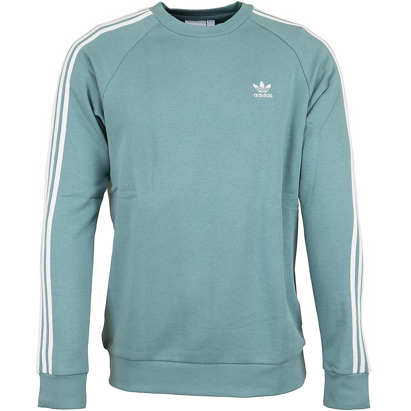 Adidas Pullover Mintgrün