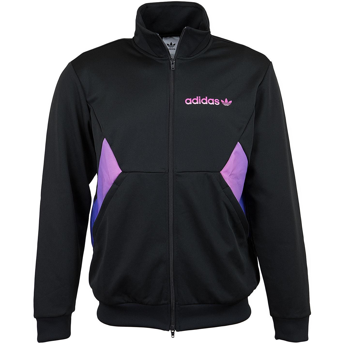 Pavimentación Rocío collar  ☆ Adidas Originals Trainingsjacke Degrade schwarz - hier bestellen!