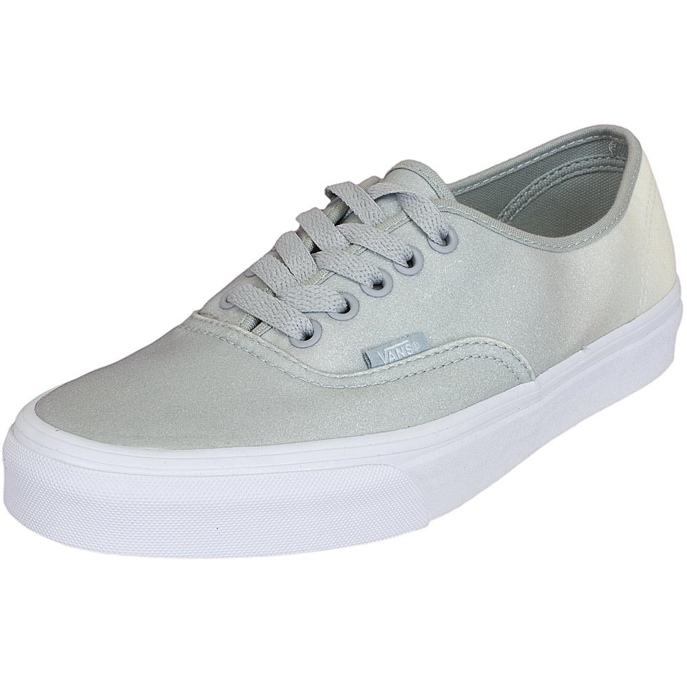 Vans Damen Sneaker Authentic 2TGlitter weißgrau