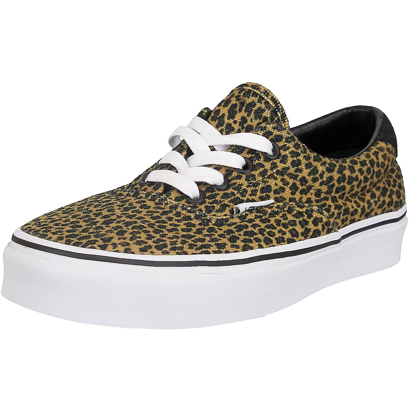 reputable site ced2f 16b57 ☆ Vans Damen-Sneaker Era 59 (Mini Leopard) braun/weiß ...