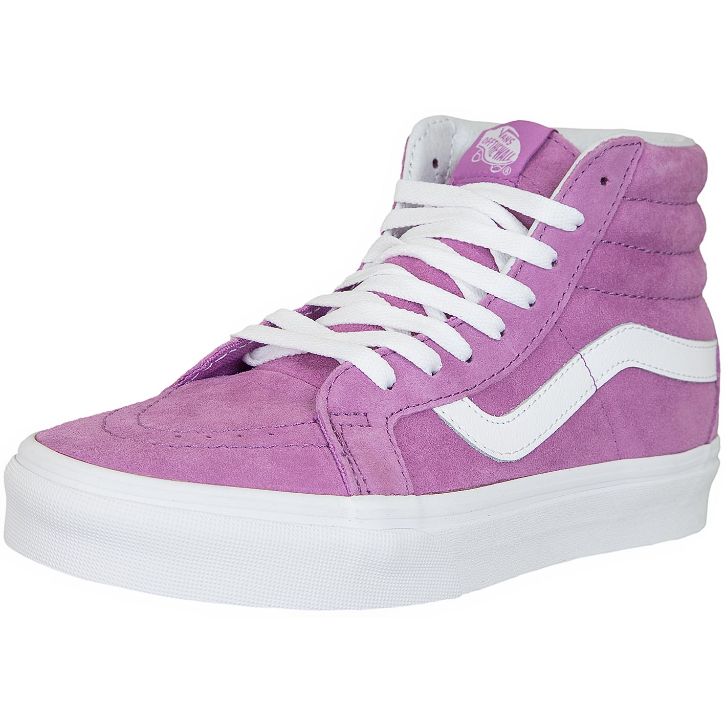 vans frauen high