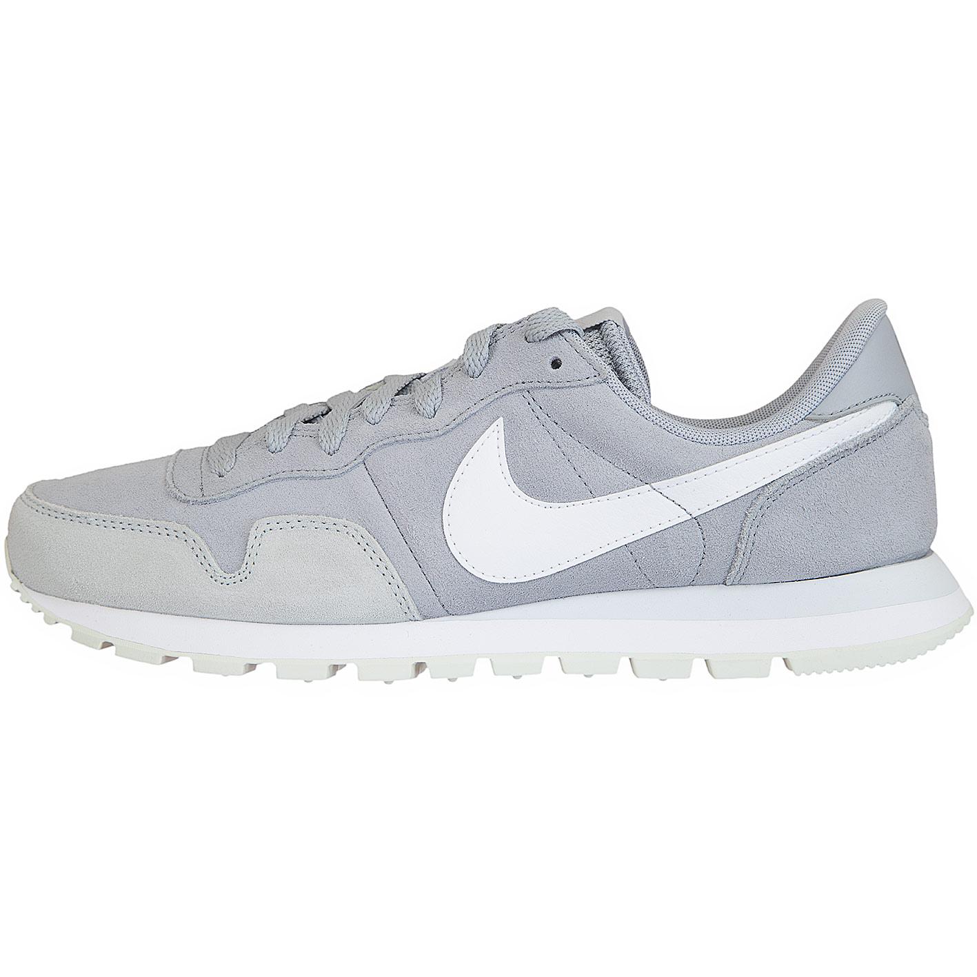 Nike Sneaker Air Pegasus 83 Leather grauweiß