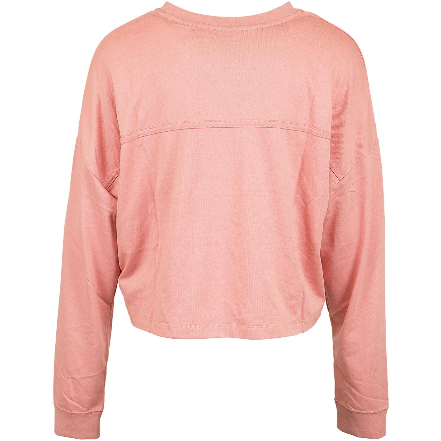 quality design 9f8ed 696b6 Nike Damen Sweatshirt Jersey rosa