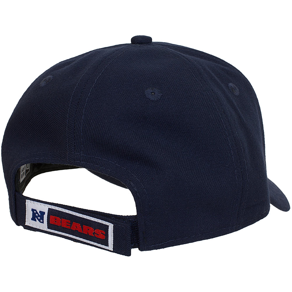 reputable site 8331f ad468 New Era 9Forty Snapback Cap NFL T.League Chicago Bears dunkelblau