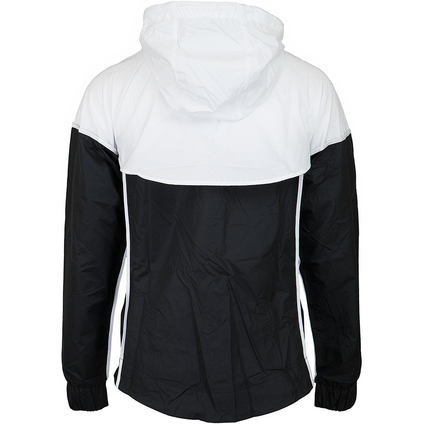 48e3ad15081c8d ☆ Nike Damen Jacke Windrunner schwarz/weiß - hier bestellen!