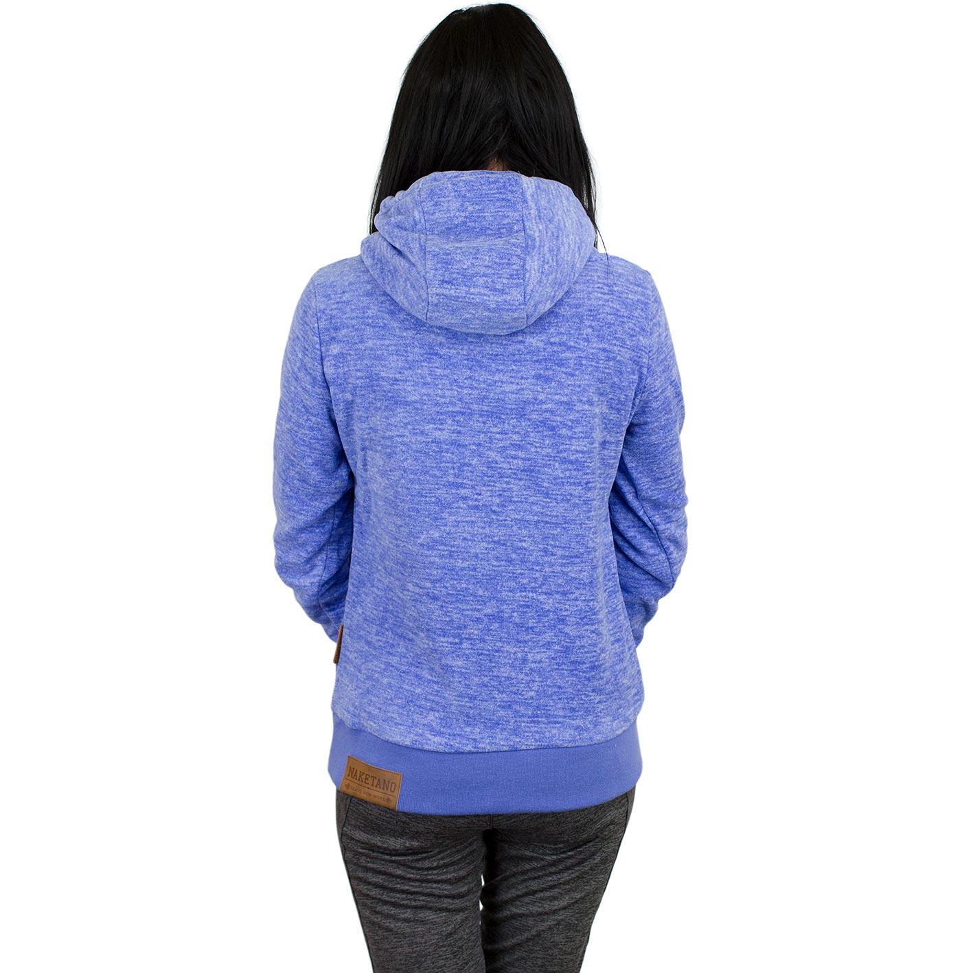 naketano damen hoodie kanisterkopf ii lecker blau hier. Black Bedroom Furniture Sets. Home Design Ideas
