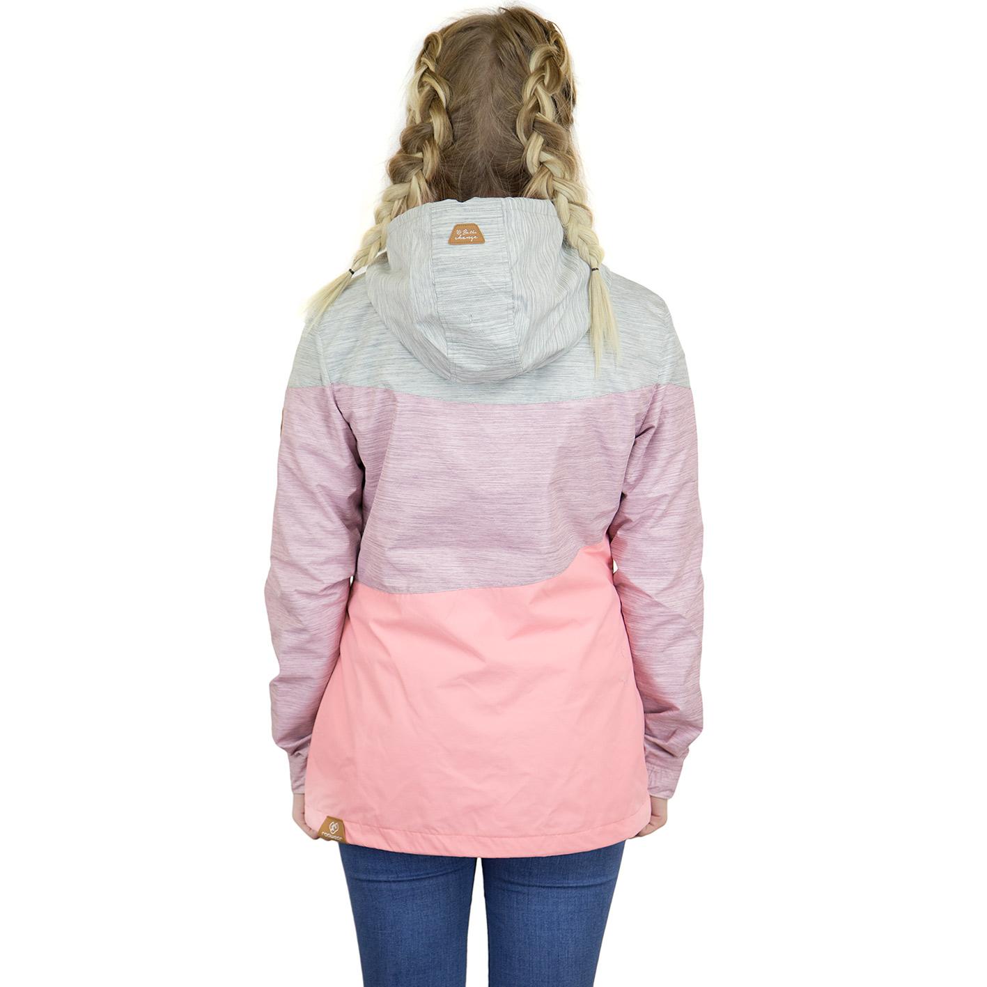 923fb0866ade91 ☆ Ragwear Damen Übergangsjacke Fancy pink - hier bestellen!