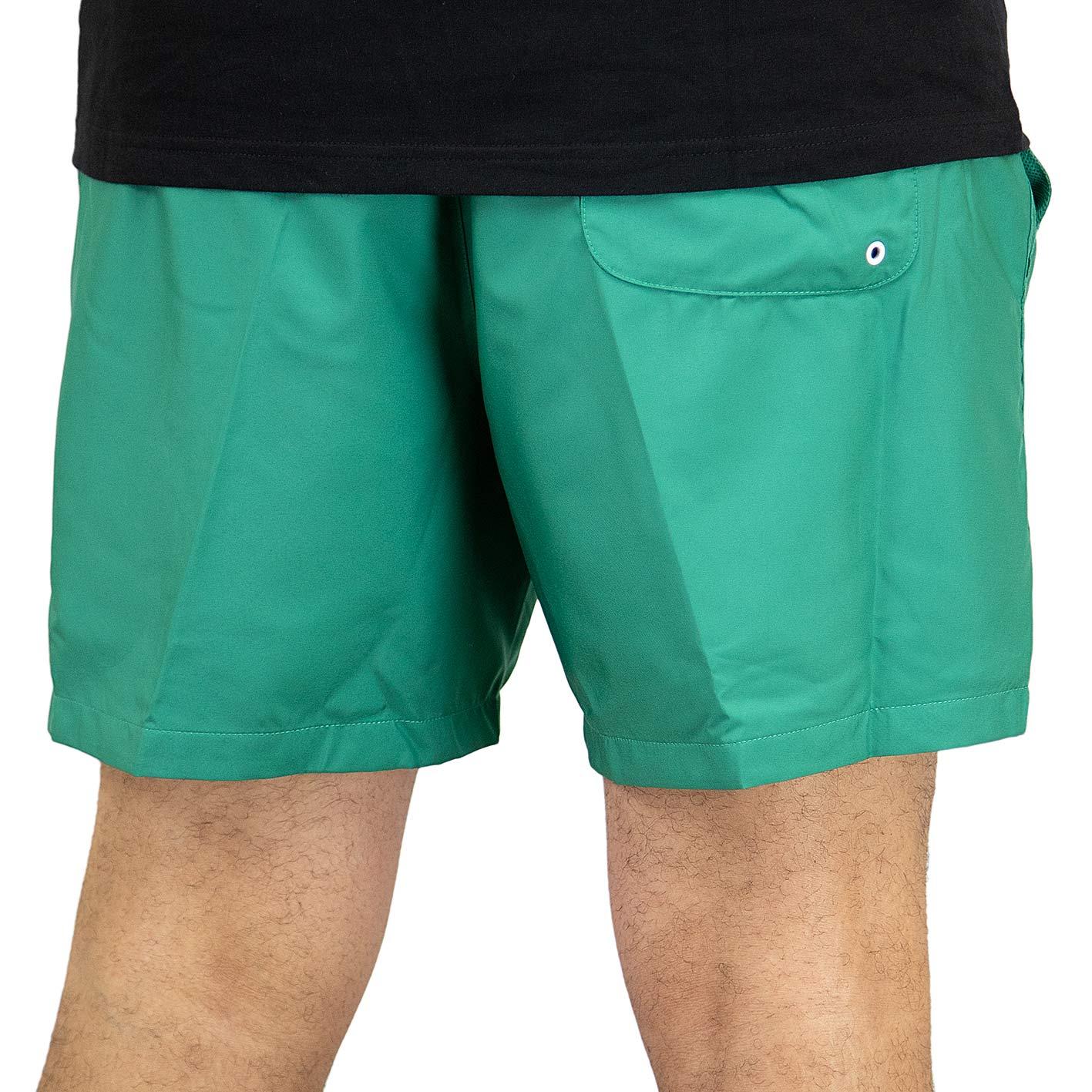 ☆ Nike Shorts Woven Flow grünweiß hier bestellen!