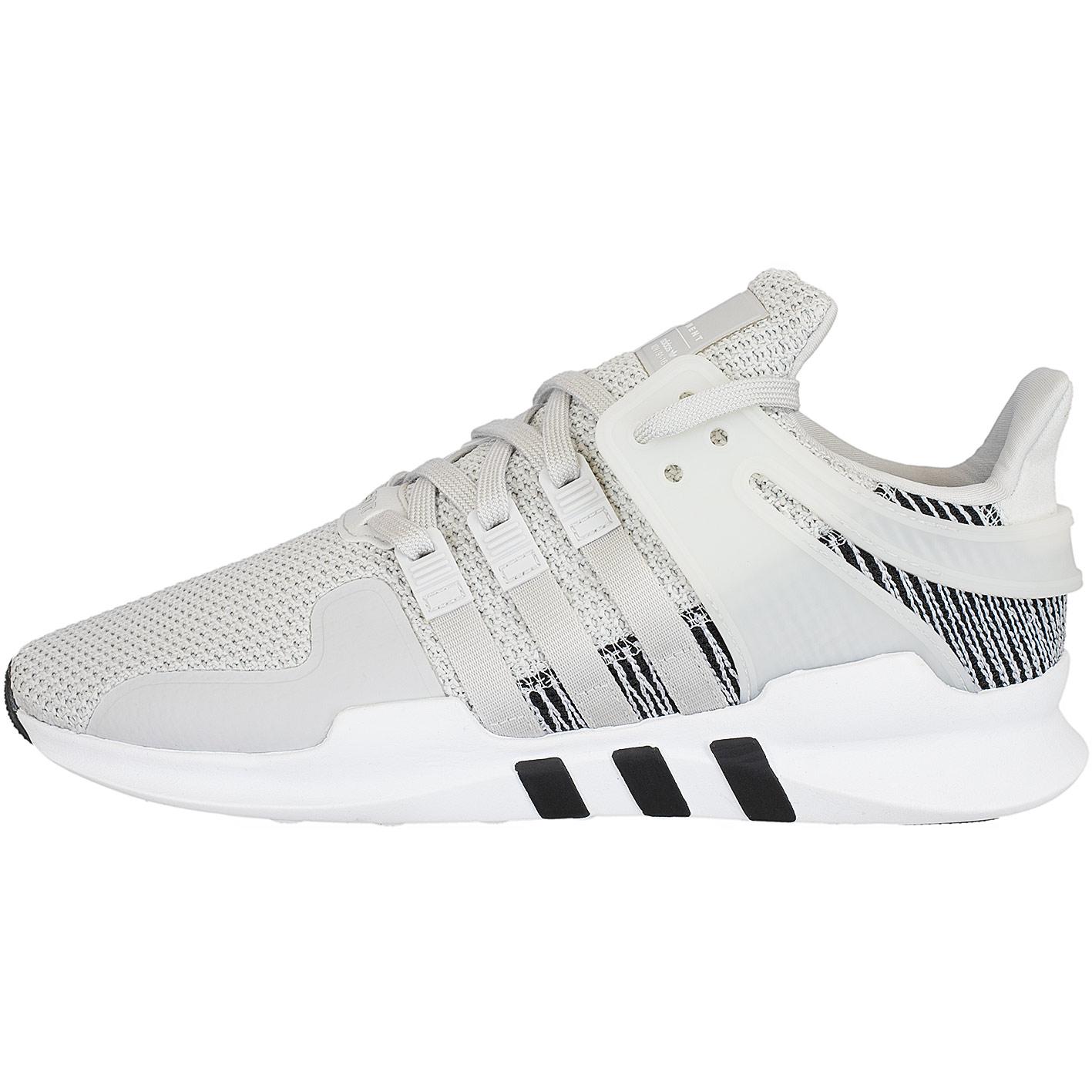 new style d796c c64da Adidas Originals Sneaker Equipment Support ADV weißgrau