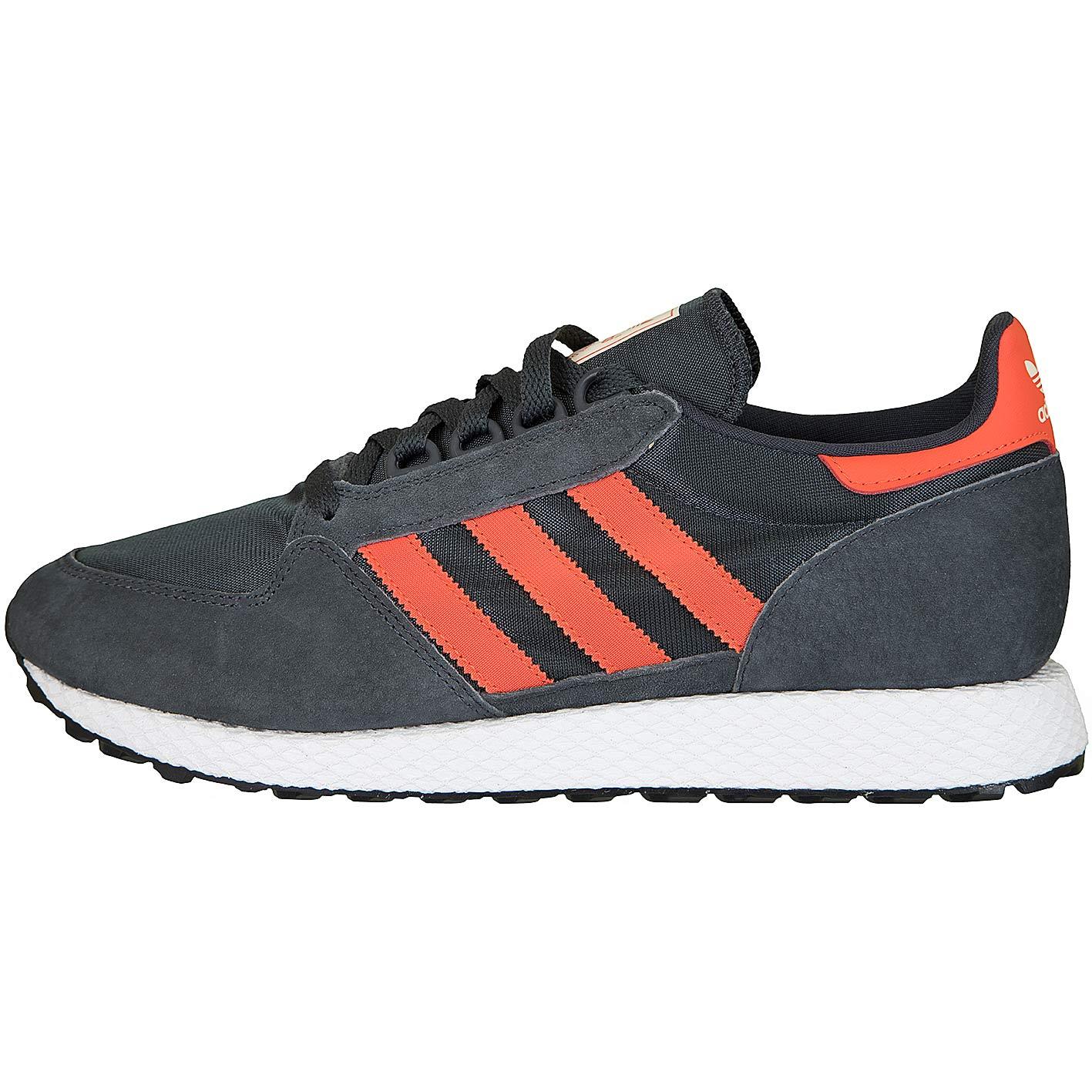 Adidas Originals Sneaker Forest Grove dunkelgraurot