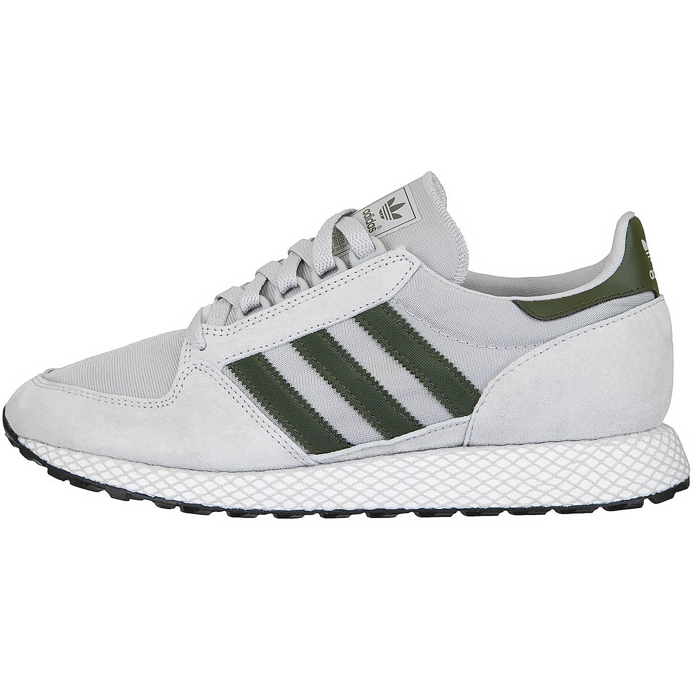 Adidas Originals Sneaker Forest Grove grauoliv